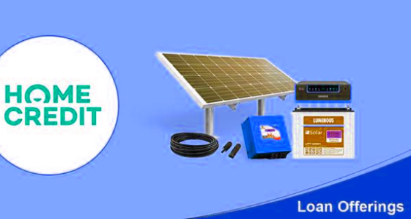 Install Solar System using Home Credit